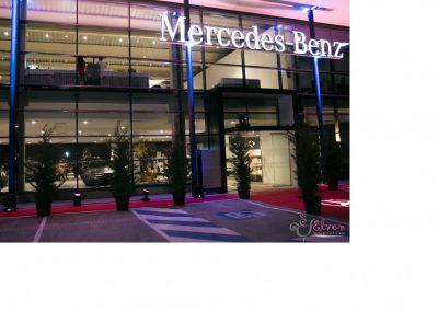 Inauguración concesionario Mercedes Salamanca